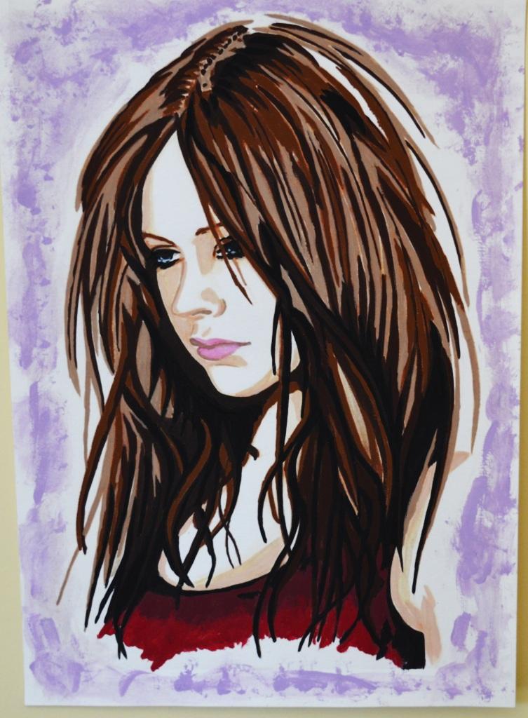 Avril brune